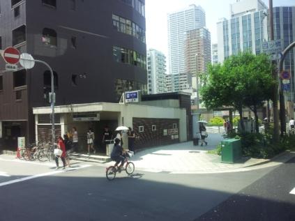 Dans les rues d'Osaka