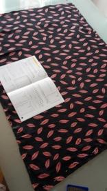 Les étapes de réalisation de la robe Lolita Kit de Louis Antoinette