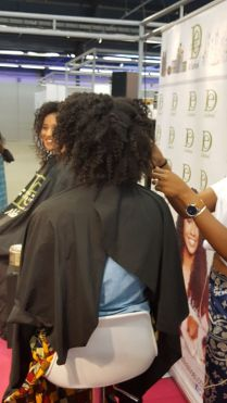 Atelier twist out avec Ursula de Beautiful natural