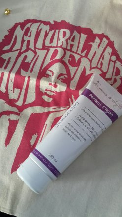 shampoing perfect clean des secrets de Loly