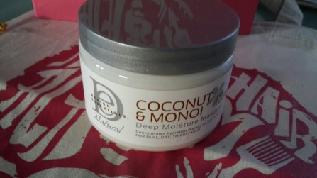Deep moisture masque coconut&monoi