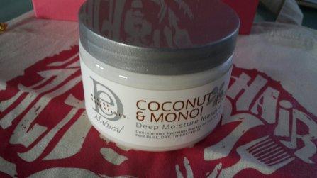 Deep moisture masque coconut&monoi